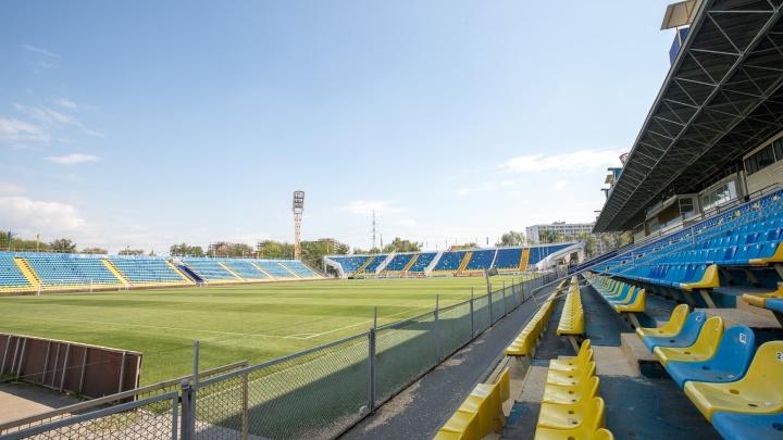 На ремонт одной из трибун стадиона «Олимп-2» потратят почти 227 миллионов рублей