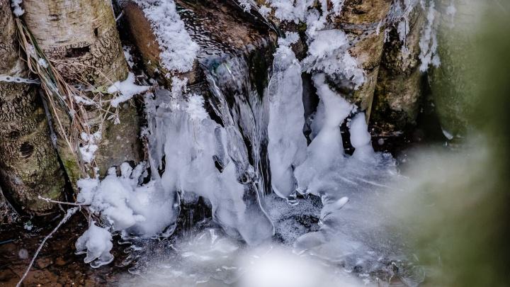 В Перми только в четырех родниках вода соответствует нормам