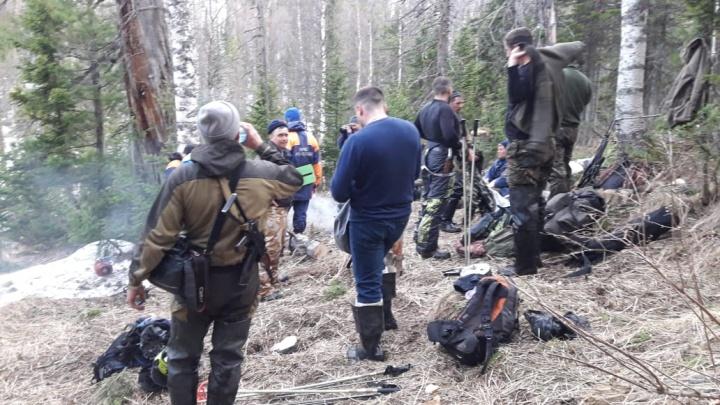«Были в 500 метрах от снегоходов»: найдены тела еще двух пропавших в Приисковом