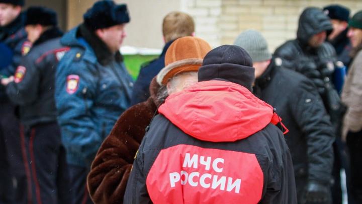 В Ростове эвакуировали торговый центр «Вавилон»