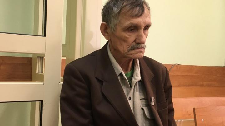 В Перми ветерана труда судят за мак на огороде