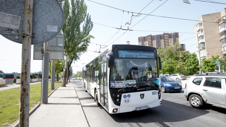 Ростовская область закупит 10 автобусов за 83 миллиона рублей