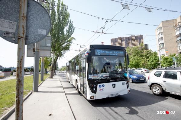 Новые автобусы будут работать на регулярных маршрутах
