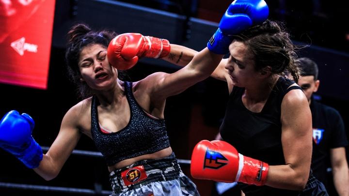 На турнире в Екатеринбурге бойцы из России, Таиланда и Бразилии определили, чья школа сильнее