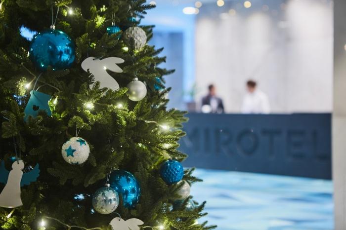 В новогоднюю ночь гостиничный комплекс «Миротель» отправит двух счастливчиков на остров Хайнань