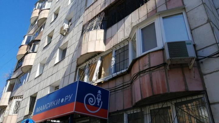 В доме на Луначарского во время приготовления ужина произошел взрыв газового баллончика