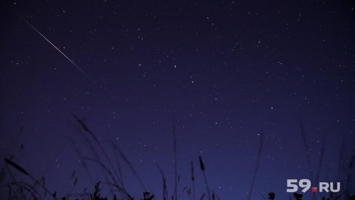 В сентябре пермяки смогут увидеть полет кометы и сближение Луны с Сатурном
