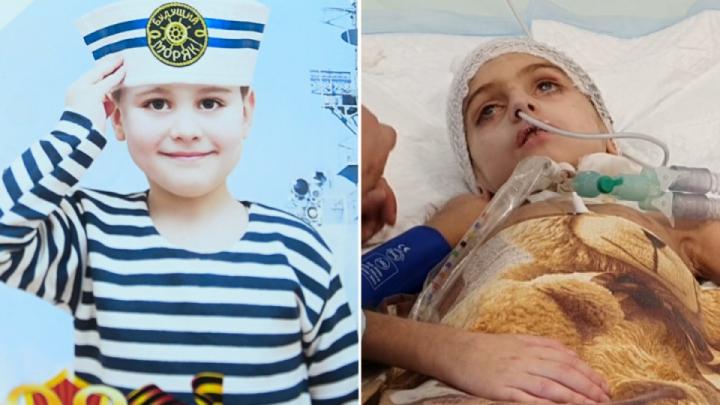 В Екатеринбурге умер мальчик из Нижнего Тагила, которому прострелил голову сосед