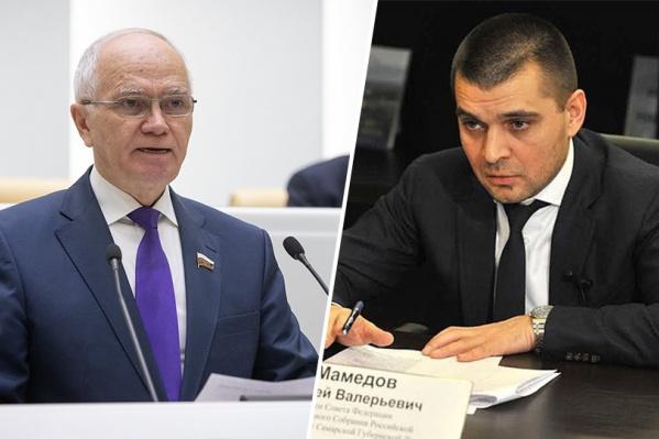 На двоих Мухаметшин и Мамедов заработали 31,5 миллиона рублей