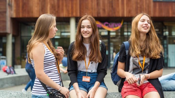В Новосибирске разыскивают друзей для поездки в летний лагерь за рубеж