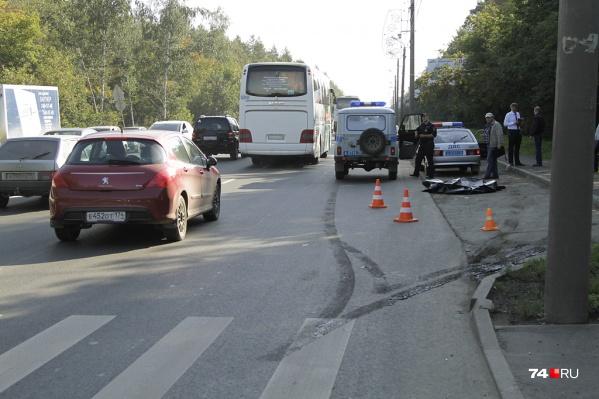 Тормозной путь — основное свидетельство, что водитель перед ДТП тормозил. Но даже это не избавляет от ответственности