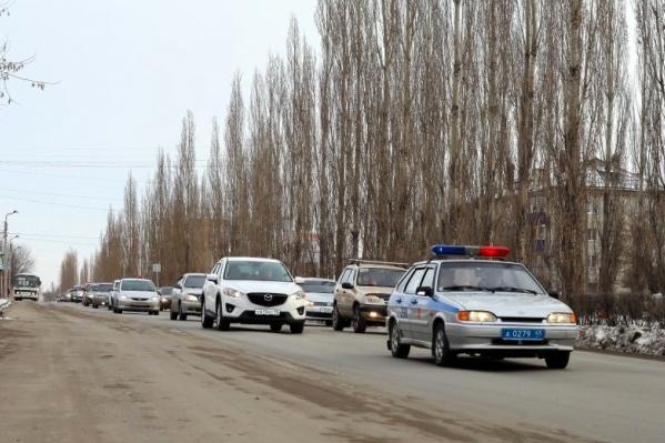 Автопробеги пройдут в Кургане и Шадринске