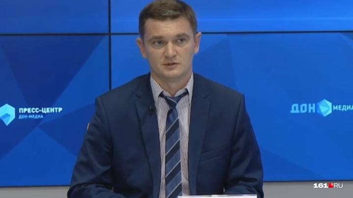 Замминистра ЖКХ Ростовской области Валерий Былков «тихо» покинул свой пост