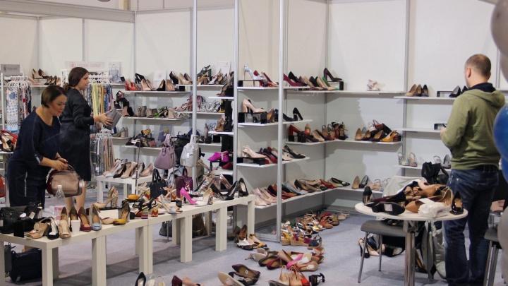 Производители обуви из 15 стран мира собрались на выставке «Сибшуз»