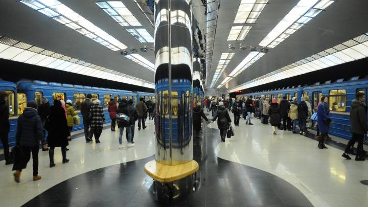 В метро Екатеринбурга рассказали, сколько денег потеряли из-за забытых в вагонах вещей