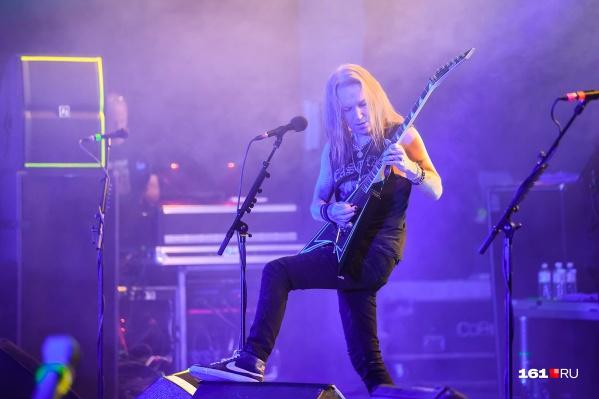 Группа Children Of Bodom основана в 1993 году и до 1997 года называлась IneartheD