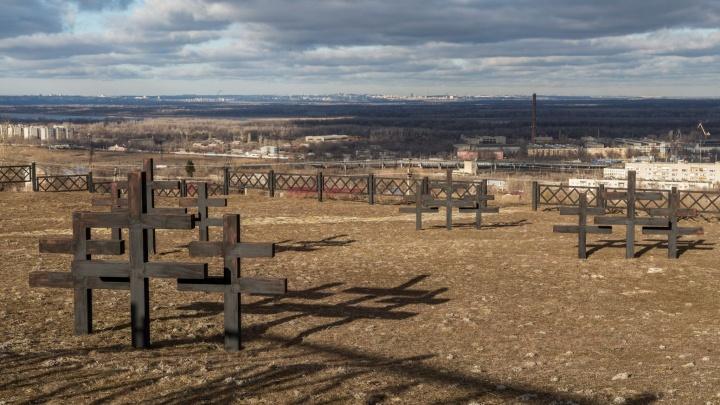 Волгоградские кладбища перед Пасхой могут остаться без уборки и песка