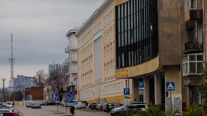 В Перми выбрали проектировщика гостиницы в здании бывшего ВКИУ