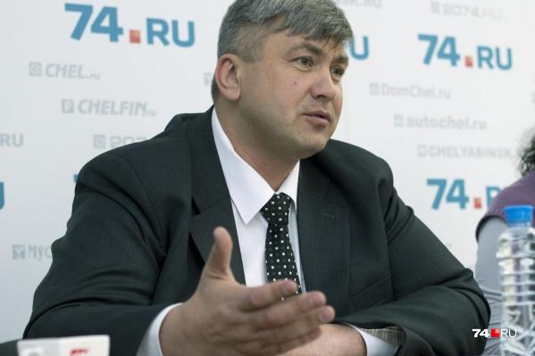 Дмитрий Петров написал заявление об отставке по собственному желанию