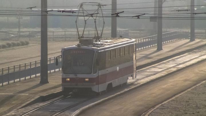 В Самаре вернули трамваи № 7 до стадиона «Самара Арена»