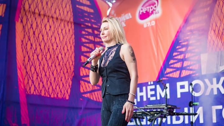 Татьяна Овсиенко поздравила новосибирцев с Днем города