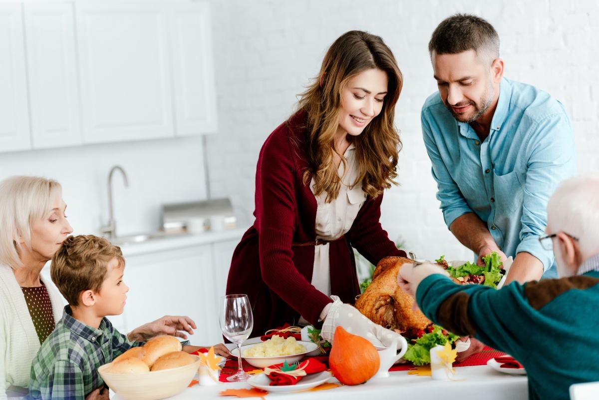Пищевые привычки формируются в детстве