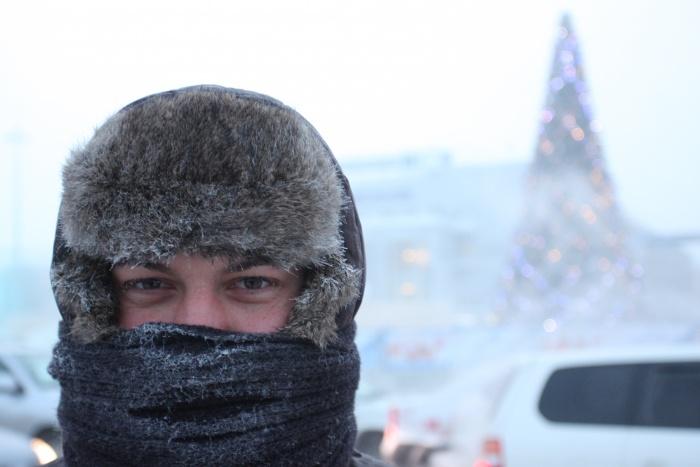 Днём в НСО будет от–12 до –18 градусов
