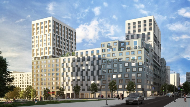 Квартиры растут в цене, пока строятся: новый жилой район с выгодой для инвестиций построят в Новосибирске