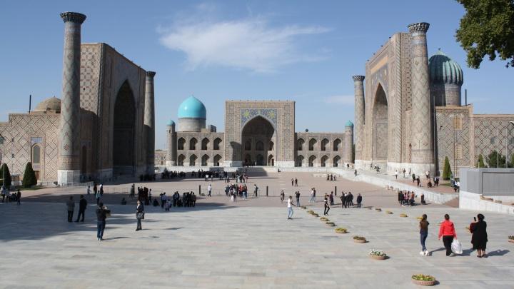 Из Екатеринбурга в Самарканд. Что посмотреть в главном туристическом центре Узбекистана?