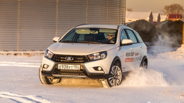 LADA Vesta стала машиной номер один в России