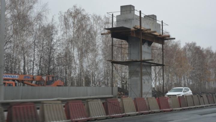 Трассу Уфа — Аэропорт частично перекроют на всю ночь