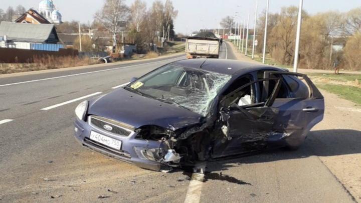 «Тойота» вылетела на встречку: в тройном ДТП погиб мужчина, четверо травмированы
