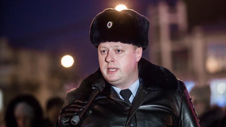 Полиция начала проверку после обвинений в адрес начальника новосибирской ГИБДД