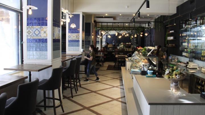 На месте кофейни «Шансонье» на Ленина открылось заведение новой сети