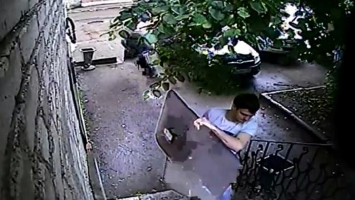 В Башкирии за поимку грабителя обещают вознаграждение