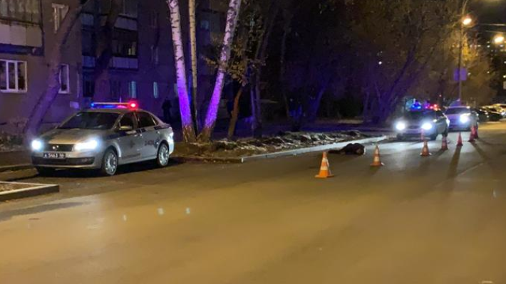 На Старой Сортировке водитель KIA сбил пешехода, тот погиб на месте