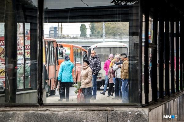 На остановке возле дома №76 по проспекту Ленина разрешат стоять только общественному транспорту