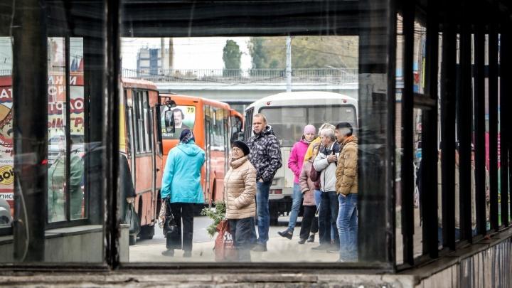 В районе Пролетарской развязки планируют ввести новую схему движения