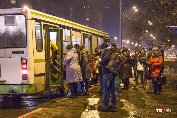 Жители Резинотехники пожаловались, что по вечерам им сложно добраться до дома