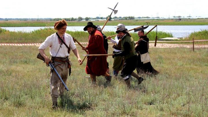 «Рядом с крепостью выставим частокол»: волгоградцы устроят остросюжетный бой за Царицынский вал