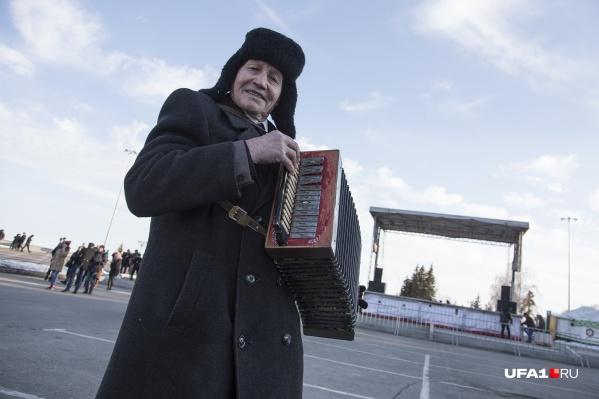 Жители Башкирии с нетерпением ждут праздников