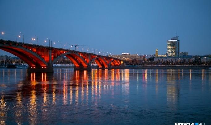 Депутаты узнали, сколько стоит подсветка Коммунального моста, и обратились в УФАС