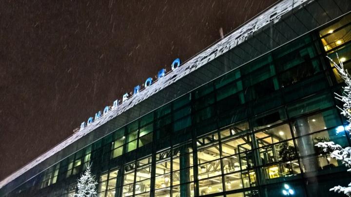 В Домодедово произошла авария с самолётом, летевшим из Омска