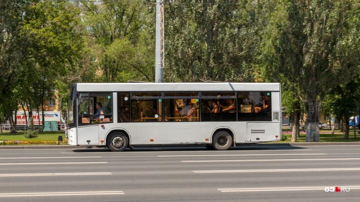 «У меня бомба!»: в Самаре поймали мужчину, который «заминировал» автобус