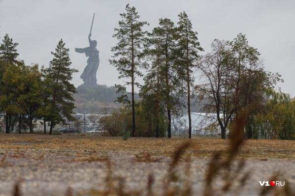 В Волгограде сегодня переменная облачность и сильный ветер