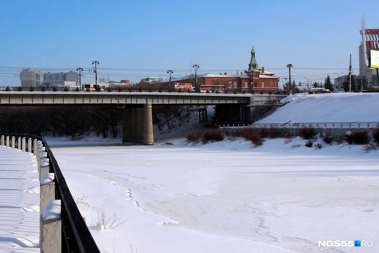 картинки моста комсомольская