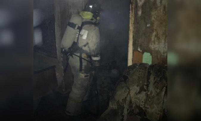 Ночная трагедия: в Ярославской области заживо сгорел молодой мужчина