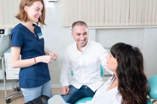 С помощью кап-элайнеров можно справиться практически с любой ортодонтической проблемой