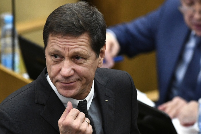 Об этом сообщилпервый заместитель председателя Госдумы Александр Жуков