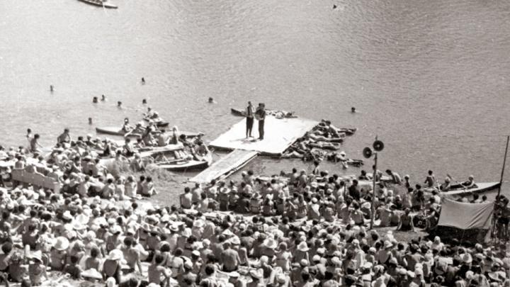 «Светлой памяти Грушинского»: самарский краевед опубликовал архивные фото фестиваля бардов